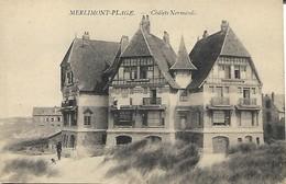 MERLIMONT CHALETS NORMANDS - France