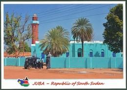 Lot 6 Brand New Postcards Republic Of South Sudan - Soudan Du Sud - Wau Juba - Soudan