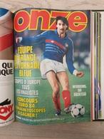 Onze N°101 Mai 1984 Equipe De France La Tornade Bleue - Sport