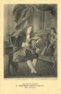 RACINE EN IMAGES RACINE Faisant La Lecture à Louis XIV   RV - Schriftsteller