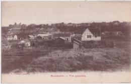 Bx - Cpa Montdidier - Vue Générale (achet Convoyeur AMIENS à COMPIEGNE) - Montdidier