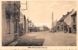 Hille - Zwevezele Noord - Wingene