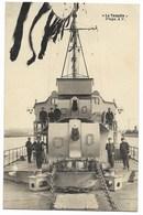 Torpilleur LA TEMPETE - Plage Avant...  1927  Animé - Krieg