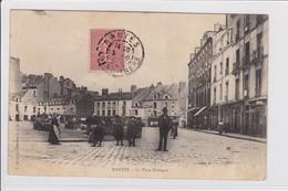 NANTES - La Place Bretagne * CPA En Bon état - Nantes