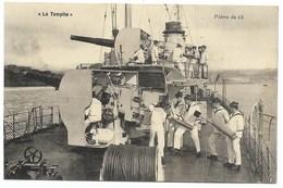 Torpilleur LA TEMPETE - Pièce De 13...  1927  Animé - Krieg