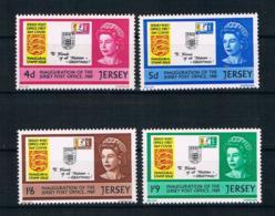 Jersey 1969 Post Mi. Nr. 22/25 Kpl. Satz ** - Jersey