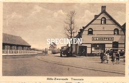 Tramstatie - Zwevezele - Hille - Wingene