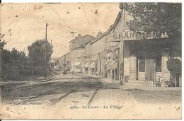 LE CANET. LE VILLAGE - France