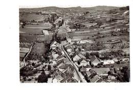 Cpm - 39 - CONLIEGE - Route De Conliège à Lons-le-Saunier - Vue Aérienne - Publicité CRISTAL JURA  1957 - France