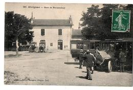 ALVIGNAC LA GARE TAXIS ANIMEE - France