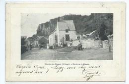 Marche Les Dames Village - Anhee