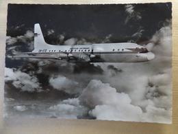 AIRLINE ISSUE / CARTE COMPAGNIE     DEUTSCHE  LUFTHANSA   IL 18 - 1946-....: Ere Moderne