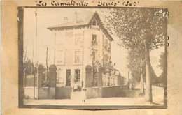 050320C - PHOTO ANCIENNE - ESSONNE 91 YERRES Les Camaldules Villa Maison Avenue - Lugares