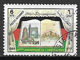 AFGHANISTAN    -   1984  .  65° Anniversaire De L' Indépendance. - Afghanistan