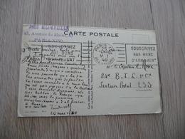 Félibre Occitan Courant Mistral  Autographe Signée Sur CPA Jean Medevielle 1940 - Autografi