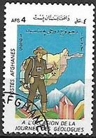 AFGHANISTAN    -   1985  .   Journée Des Géologues. - Afghanistan