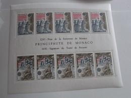 ✅ Monaco 1982 Europa CEPT BF Neuf ** [000121] - 1982