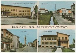 NOVOLEDO - VICENZA - SALUTI DA... - VEDUTINE -37715- - Vicenza
