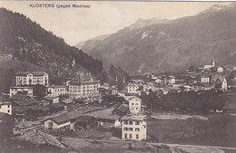 Klosters - 1910      (P-221-90615) - GR Grisons