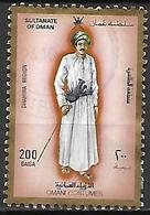 OMAN    -   COSTUME   -   Région De Dhahira - Oman