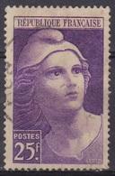 Marianne De Gandon - FRANCE - Emission De 1945 - N° 731 - Oblitérés