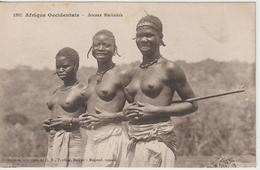 Afrique Occidentale CPA Jeunes Malinkés - Non Classificati