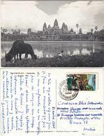 SIEMREAP - CAMBOGIA - CAMBODIA - ANGKOR WAT - VIAGG. 1965 -35671- - Wereld