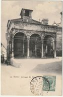 SIENA - LE LOGGE DEL PAPA - VIAGG. 1909 -36549 - Siena