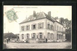 CPA Villecresnes, Chateau Desmarais - Villecresnes