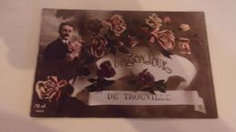 14  UN BONJOUR DE TROUVILLE - Trouville