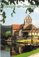 19 - Beaulieu Sur Dordogne - Sur Les Berges De La Rivière, La Jolie Chapelle Des Pénitents - Francia