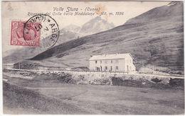 VALLE STURA - CUNEO - RICORDO DEL COLLE DELLA MADDALENA - VIAGG. 1907 -35554- - Cuneo