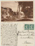 VIAREGGIO - LUCCA - VIALE MICHELANGELO - VIAGG. -38163- - Lucca