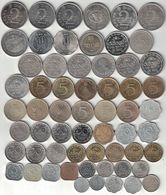 Sri Lanka Collection Of 60 Coins 1972-2013 All Listed & Different - Sri Lanka (Ceylon)