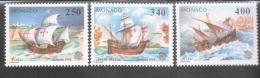 CEPT 500 Jahre Entdeckung Amerikas Monaco 2070 - 2072 / MNH ** - 1992