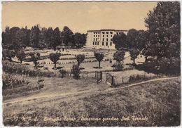 BATTAGLIA TERME - PADOVA - I.N.P.S. - PANORAMA GIARDINO STAB. TERMALE -29658- - Padova (Padua)