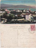 BAVENO - VERBANIA - PANORAMA - VIAGG. -28291- - Verbania