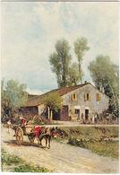 BUSSETO - PARMA - CASA NATALE DI G. VERDI - ILL. ACHILLE FORMIS -17699- - Parma