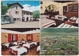 CADENAZZO - TICINO - SVIZZERA - RISTORANTE ALBERGO TAVERNETTA -25569- - Cartes Postales