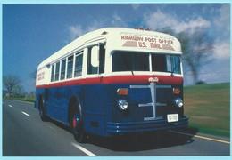 1069 - USA - NATIONAL POSTAL MUSEUM - HIGHWAY POST OFFICE BUS - Poste & Facteurs