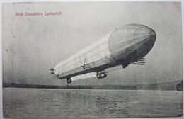 GRAF ZEPPELIN'S LUFTSCHIFF - Aeronaves