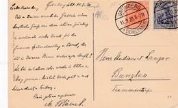 CP De Grunberg 11/09/1920 - Deutschland
