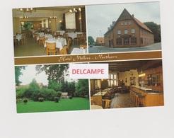 POSTKAAART  NORDHORN - HOTEL MOLLERS - Bentheim