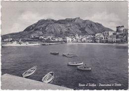 FORIO D'ISCHIA - NAPOLI - PANORAMA E PORTO - VIAGG. 1960 -23428- - Napoli (Napels)