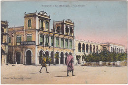 GIBUTI - DJIBOUTI - AFRICA ORIENTALE - PLACE MENELIK -17002- - World
