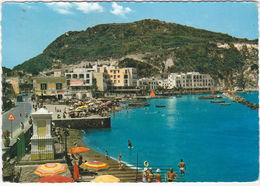 ISCHIA - LACCO AMENO - NAPOLI - RIVIERA GRANDI ALBERGHI - VIAGG. 1966 -21721- - Napoli (Napels)