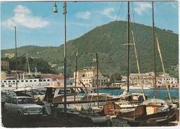 ISCHIA - NAPOLI - IL PORTO - VIAGG. 1966 -26612- - Napoli (Napels)