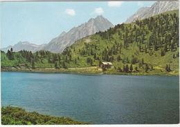 LAGO E RIFUGIO PASSO DI STALLE - BOLZANO - VEDRETTE DI RIES -25031- - Bolzano (Bozen)