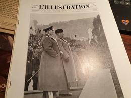 ILL 37/ MUSSOLINI GOERING /PARTI NATIONAL SOCIALISTE /MONT BLANC SKI MEGEVE /CADILLAC DOULLENS MAISON REDRESSEMENT / - Livres, BD, Revues