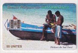 TK 22840 MADAGASCAR - Chip - Madagascar